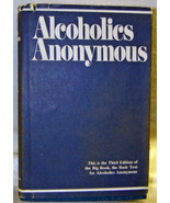 Alcoholics Anonymous 3rd Edition 55th Printing ... - $12.95