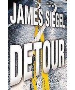 Detour by James Siegel NY Times Bestseller NEW - $6.00