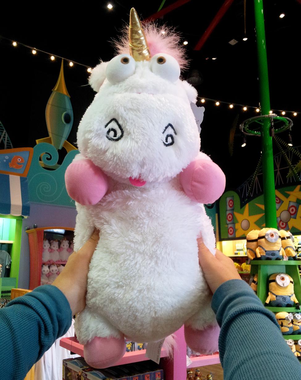 Amigurumi Unicornio Mi Villano Favorito : Despicable Me Unicorn Plush