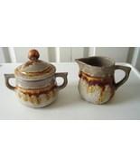 Vintage Laurentian Pottery Covered Sugar Bowl /... - $35.00