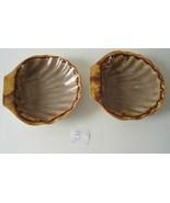 Vintage Laurentian Tundra Set of 2 Scallop/shel... - $44.00