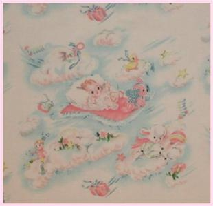 Sweet BABY Quilt Lamb Duck Puppy Toy Rattle Pink Blue