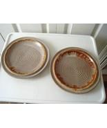Vintage Laurentian Pottery Tundra 2 Dinner Plate  - $44.00