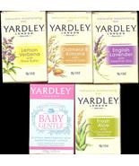 Yardley Of London Soap Assortment Botanical Bab... - $14.99
