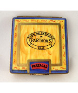 Limoges Partagas 1845 Cigar Box with Cigars Ins... - $99.00