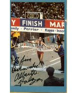 Alberto Salazar Marathon Autographed Vintage198... - $39.99