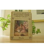 CICELY MARY BARKER Little BOOK of RHYMES NEW & ... - $28.00