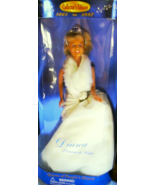 COLLECTORS EDITION DIANA PRINCESS OF WALES DOLL - $22.00