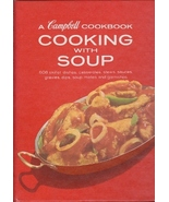 A Campbell Cookbook: Cooking With Soup 1972 - $5.99