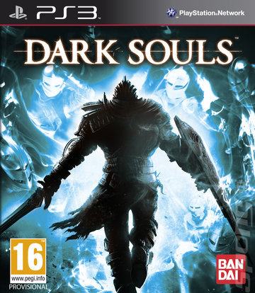 Dark Souls, PS3 game (EU)