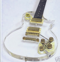 Galveston Acrylic  Les Paul like