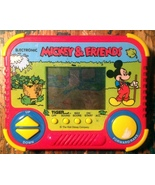 Tiger Mickey & Friends Electronic Handheld Game... - $19.79