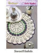 Crochet PATTERN Pretty