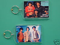 Jonas Brothers 2 Photo Designer Collectible Keychain 01