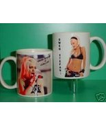 Gwen Stefani 2 Photo Designer Collectible Mug 01 - $14.95