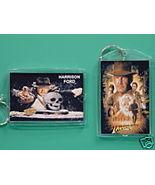 Indiana Jones Crystal Skull Harrison Ford Keychain - $9.95