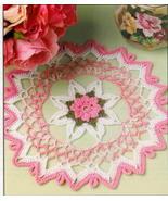 Crochet PATTERN Delicate