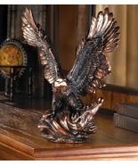 Eagle Statue Bird In Flight - $22.00