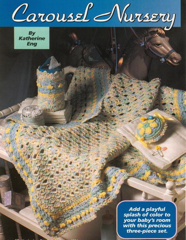 18 Crochet Baby Blanket Patterns: {Free} : TipNut.com | Crochet