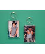 Kenny Chesney 2 Photo Designer Collectible Keyc... - $9.95