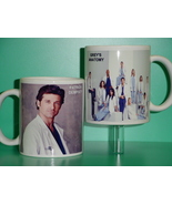 Grey's Anatomy Patrick Dempsey 2 Photo Collecti... - $14.95