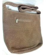THE SAK CLASSIC TAN CROCHET BAG Large - $17.99