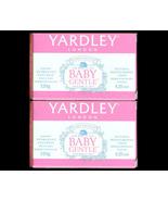 Yardley Of London Gentle Baby Soap Bars Set of 2 - $8.99