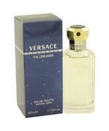 Versace The Dreamer Versace 3.4 oz Edt Spray di... - $37.99