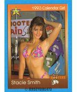 Stacie Smith 1993 Hooters Calendar Girl Card #25 - $2.00