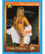 Christy Patrick 1993 Hooters Calendar Girl Card... - $2.00