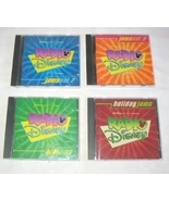 Radio Disney Jams Lot OF 4 Music CDs With Cases - $20.00
