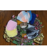 Facial  Scrubby Exfoliater  Crochet 10 lot - $5.97
