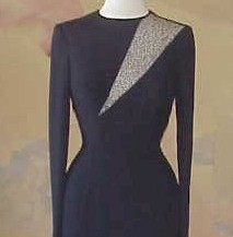 Fashion Designer   Style  2003LS   Mother of the Bride Dresses   Cordell Couture
