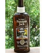 Full Sun The Original Panama Jack Tanning Amplifier Oil No Sunscreens 8 ounce