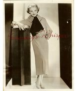 Barbara Fritchie c.1934 Hollywood Fashion Press... - $9.99