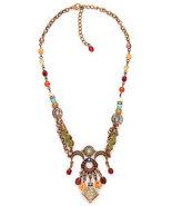 Elizabetta Ricciardi Vintage Style Swarovski Cr... - $59.99