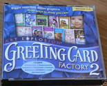 Buy Art Explosion Greeting Card Factory 2 CD-ROM Software