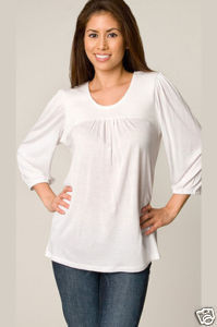 C&C California Courtney Top in White NWT