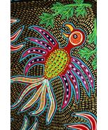 Artist Signed Unique Intricate Detail Handpaint... - $247.49