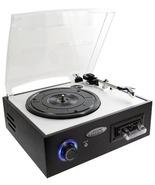 PYLE RETRO STYLE CLASSIC LOOK VINYL RECORD PLAY... - $99.88