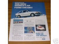 1980 AD~THE FORD ESCORT