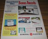 Buy Appliances - 1951 AD~GE KITCHEN APPLIANCES~WASHER,REFRIGERATOR,RANGE