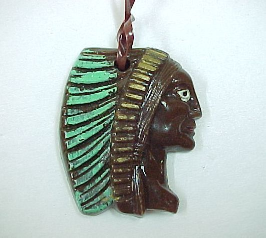 Indianchiefnecklace