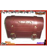 BRAND NEW CUSTOMIZED NORTON GENUINE LEATHER TOO... - $110.49