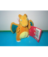 charizard treat keeper pokemon hasbro toy plush figure new with tag