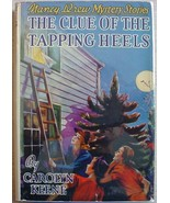Nancy Drew mystery #16 THE CLUE OF THE TAPPING ... - $50.00