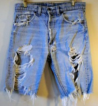 Authentic Vintage Levi's  Cut-Off  Shorts -