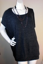 Grey Ant Sweater Chain Top. Over $600 New! SEXY! -