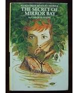 Nancy Drew SECRET OF MIRROR BAY 1st PRINT Pictu... - $24.99