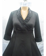 Cordell Couture #B109 - Black Ball Gowns - PLUS... - $367.50